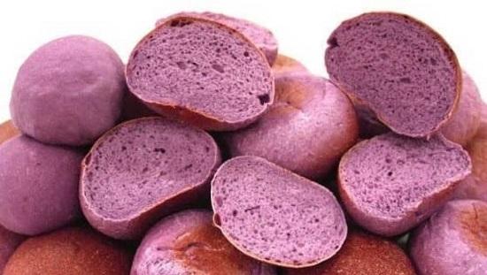 Ljubicasti hleb