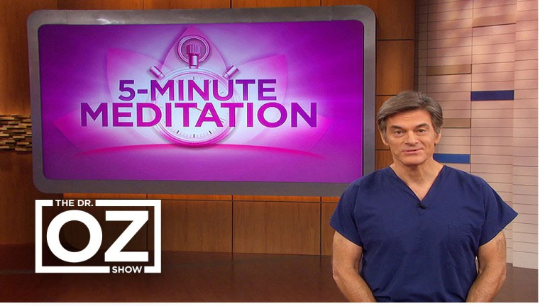 dr-Oz meditacija